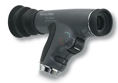NEW WELCH ALLYN 11820 PANOPTIC OPHTHALMOSCOPE for DIAGNOSTIC SET & CORNEAL LENS