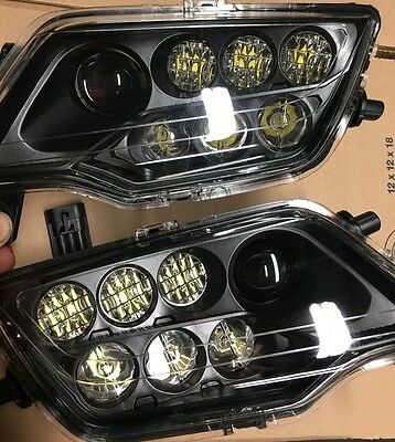 14-17 Honda Rancher 420 & Foreman 500 LED HEADLIGHTS CONVERSION- Rubicon