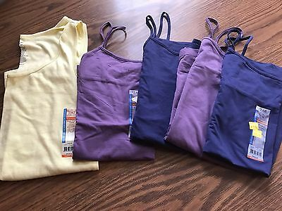 Lot Of 5 Womens Plus Size 3X  Tank Tops Brand New!
