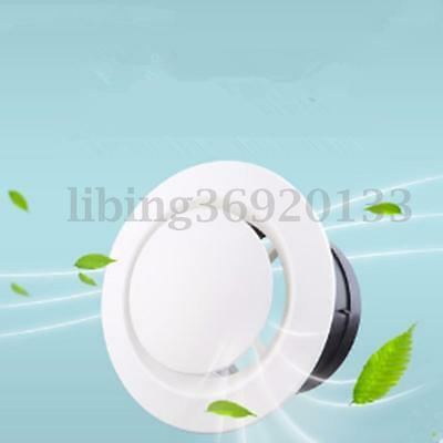 Ceiling Diffuser Air Vent Outlet Exhaust Supply Valve Ventilation Ducting Cover