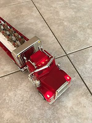 2000 Taylor Made Texaco Official Holiday Collector's Series Flatbed W/santa