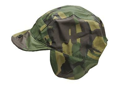 Hat Cold Weather Puma Mountain Hat in Woodland DPM Camo - new