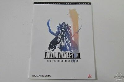 Piggyback - Final Fantasy Xii - Official Mini Guide