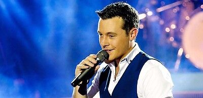 Nathan Carter 3Arena Saturday 1St April 2017 Block A Row 27