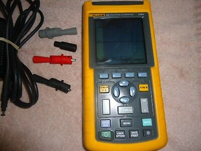 Fluke Networks 123 Digital Oscilloscope