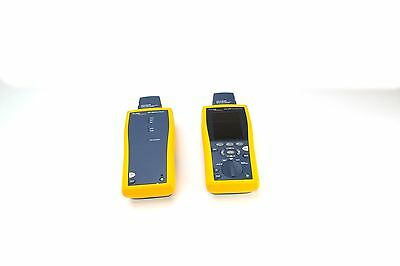 Fluke Networks DTX 1800 Cable Analyzer with Smart Remote