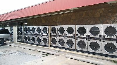 Speed Queen Stack Dryer For Coin Laundry Laundromat 30 lb stainless