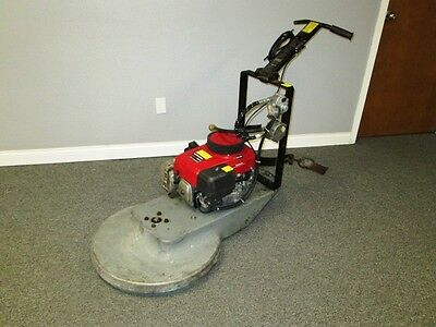 "24"" Propane Burnisher w/ Rebuilt Honda Engine"