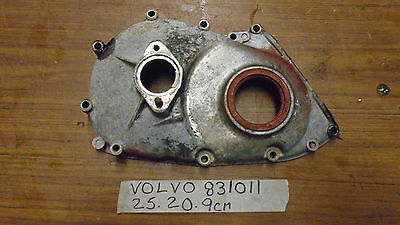 Volvo B30  AQ170 Aq165  timing gear cover pump mount 831011 inline 6