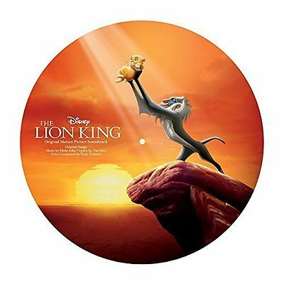 The Lion King  (US IMPORT)  VINYL NEW