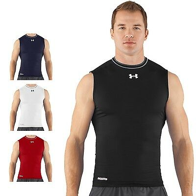 Under Armour Sonic Compression SL Tee - Kompressions/ Funktionsshirt Tank Top