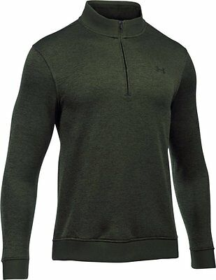 Under Armour 2017 Mens UA Storm Sweater Fleece QZ  sizes XS - XXL RRP £55