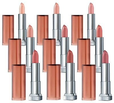 Maybelline Color Sensational Inti-Matte Nudes Lip Color Lipstick  choose a shade