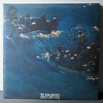 The Avalanches Since I Left You Us 2017 Reissue Blue Vinyl