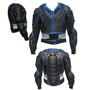 CE Approved Motorcycle Full Body Armors Jacket