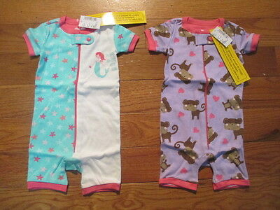 2 piece LOT of Baby Girl Spring/Summer clothes size 3-6 months NWT