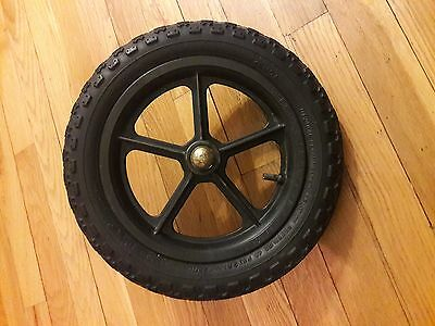 Bugaboo Frog Rear Wheel / Replacement Tire, Air Filled