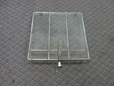 """Heavy Duty Donut Submerging Screen Stainless Steel 19"""" x 19"""""""