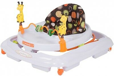 Walker, Safari Kingdom Baby Trend Learning Toddler Activity Free Shipping New