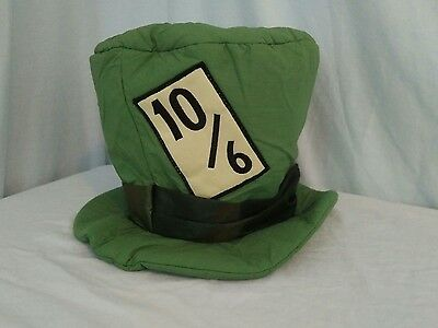 Vintage(1996)Child MAD HATTER HAT Costume Accessory