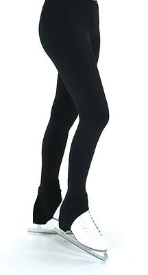 New Jerrys Shiver Skating Practice Wear S102 Black Heel Pant Made on Order