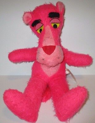 """Pink Panther 1964 Mighty Star 15"""" Plush"""