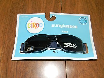 Circo Baby Toddlers Oxford Blue UV Protection Impact Resistant Sunglasses NEW