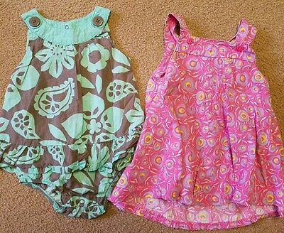 Baby Girl Summer Clothes Size 18 Months