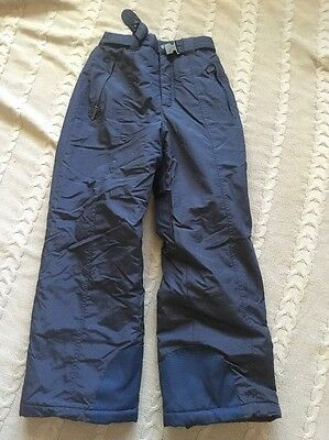 Columbia Ski Snowboard Winter Snow Pants Youth Sz 10-12  Insulated Lining