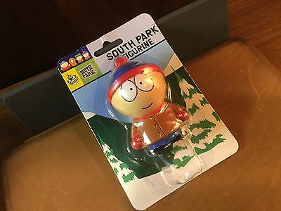 South Park mini figure Stan 1999 Comedy Central Sealed New