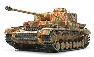 1:16 RC Panzer-Kampfwagen IV Ausf. J Full Option