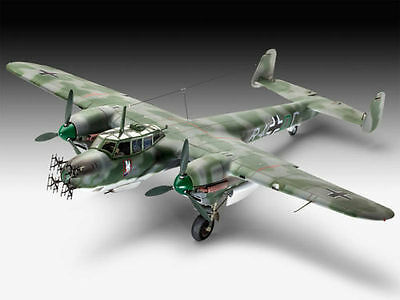 Revell Bausatz 1:48 Dornier Do215 B-5 Nightfighter 04925 Neuware OVP