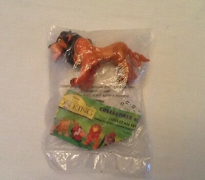 Burger King Kids Meal Toys The Lion King