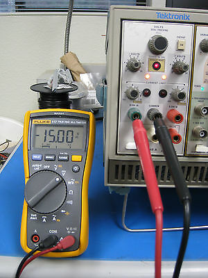Tektronix PS503A Plug In Power Supply NO RESERVE
