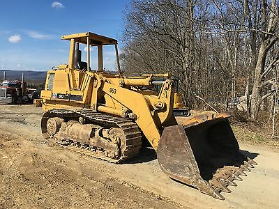 Caterpillar 963 Track loader. 90% undercarriage  Financing Available