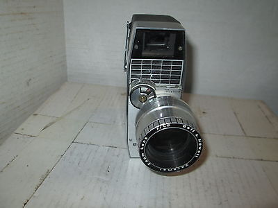 Vintage BELL & HOWELL Zoomatic 8mm Movie Camera