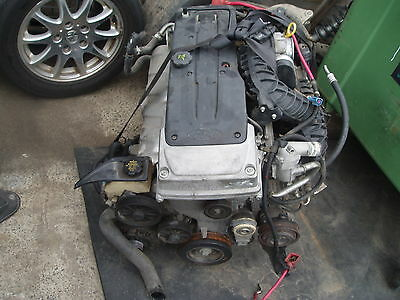 Ford Falcon Fg 4.0 L Engine With Low Kms & 3 Months Warranty