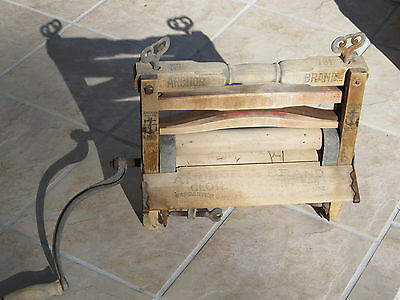 Antique Anchor Brand Clothes Wringer, Lovell Manufacturing Co., Erie PA.
