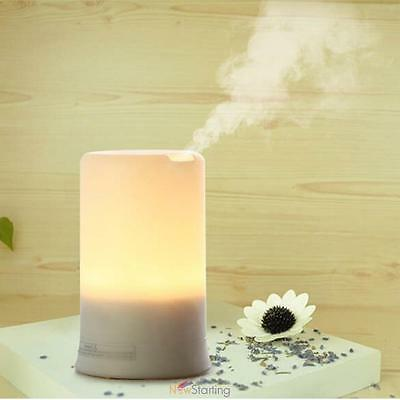 Essential Oil Aroma Diffuser LED Ultrasonic Humidifier Air Aromatherapy Atomizer