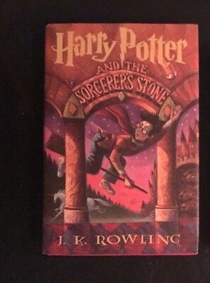 Harry Potter Sorcerer's Stone Chamber Secrets no #1 on spine hardcover lot 2