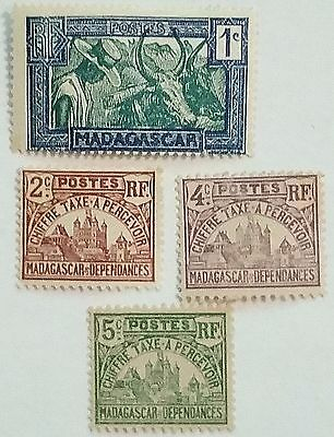 Madagascar   Stamps Scu999Cc  ...worldwide Stamps