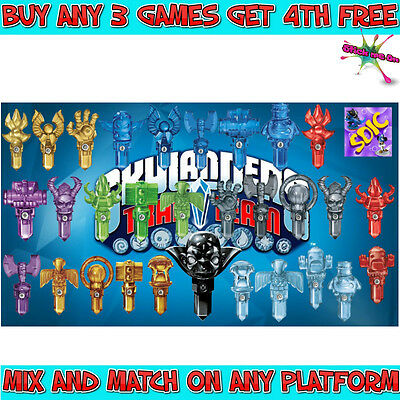 Skylanders Trap Team Assorted Traps   ***buy Any 3 N Get The 4Th Free***