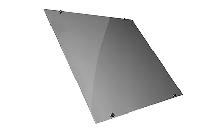 Be Quiet! Windowed Side Panel for Pure Base 600 Cases (Double-Glazed) Black