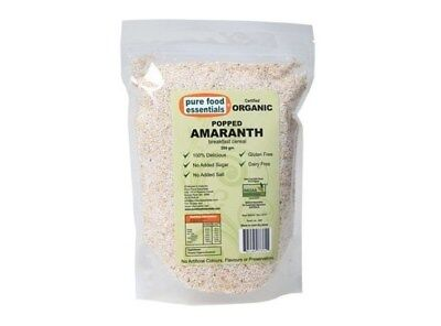 Pure Foods Essentials Organic Popped Amaranth 200g