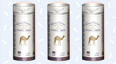Camel Milk Long Dated Free P&P for U.K