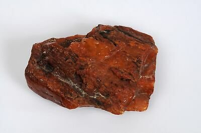 Genuine Raw Baltic Cognac Amber Stone Rough 117g