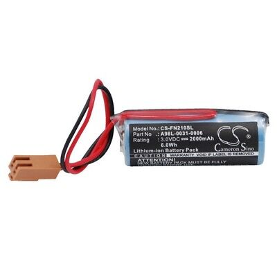 Replacement Battery For GE A02B-0118-K111