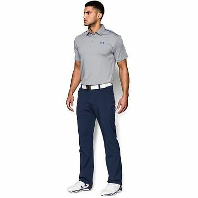 Under Armour MatchPlay Straight Leg Pant Mens Stretch Golf Trousers 1248089 408