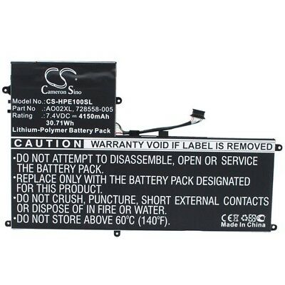 Replacement Battery For HP 728558-005