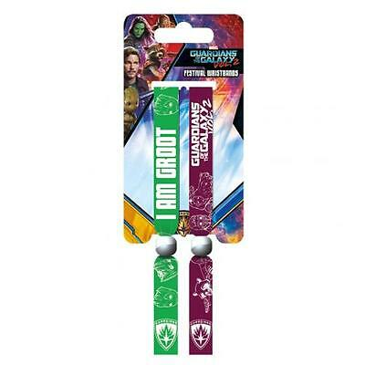 Guardians Of The Galaxy 2 Festival Wristbands